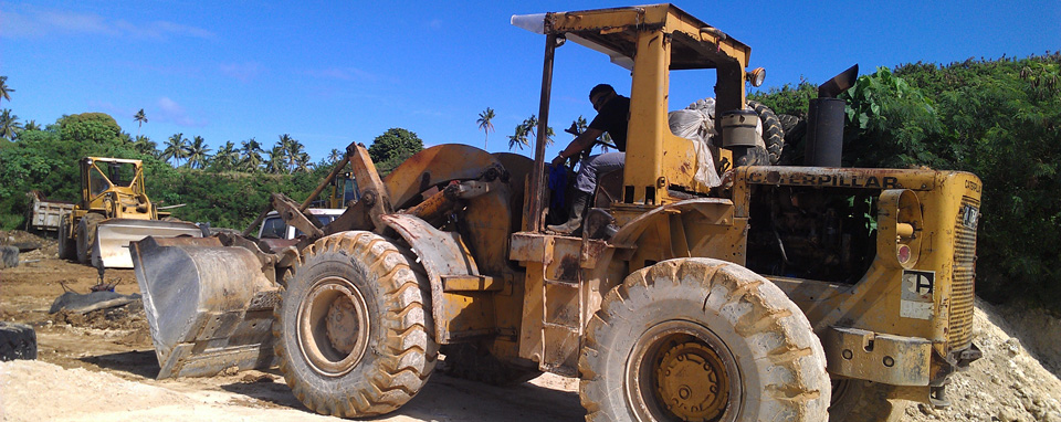 HEAVY EQUIPMENT SALES & SPARE PARTS