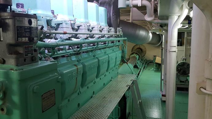 Engine Room Spares