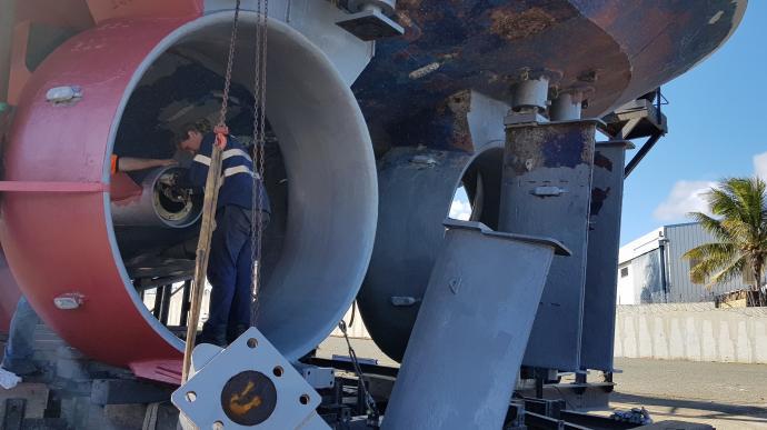 Propellers & Stern Gear