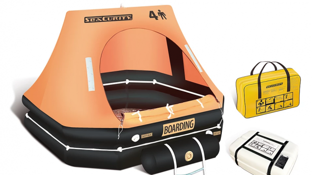 ISO Liferafts, CAT1 Options