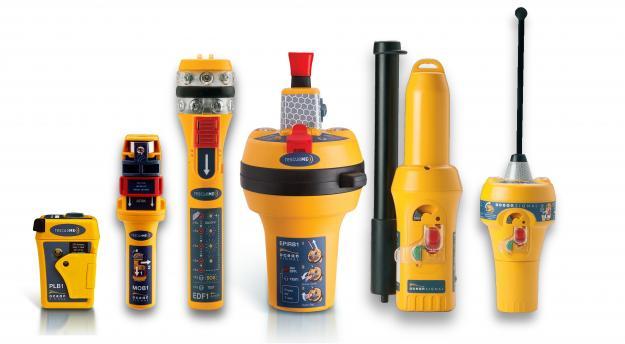 EPIRB's, SART's, PLB's, MOB's, AIS, GMDSS VHF